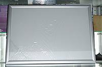 Фоторамка 40Х60 алюминий silver