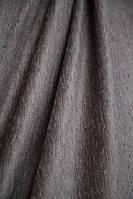 Ткань  Шинил серый