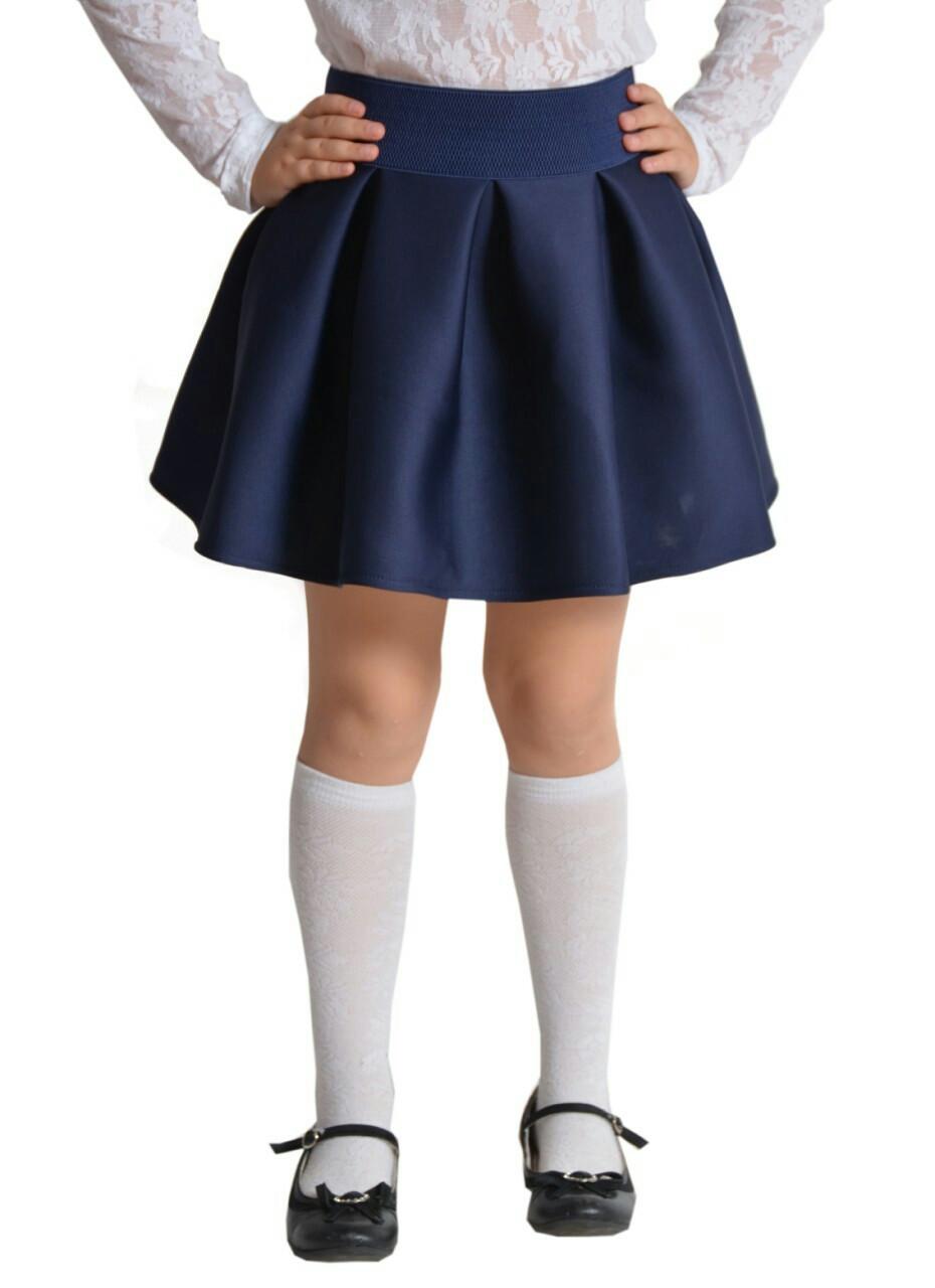 Детские юбки неопрен