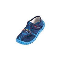 Детские тапочки Tubis Польша (мокасины, текстильная обувь)