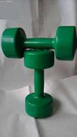 Гантели для фитнеса 1 кг украина обрезиненые