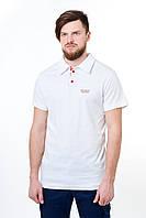 Поло Feel&Fly Polo, белая, магазин мужской одежды