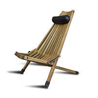 Кресло раскладное AULA BIG Oak black edition