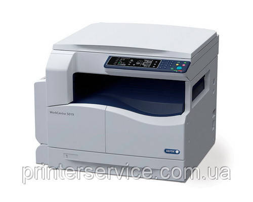 Черно-белое МФУ Xerox WorkCentre 5019 принтер, сканер, копир, формата А3