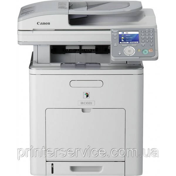 МФУ Canon C1028i, цветной принтер-сканер-копир, факс (опция) формата А4
