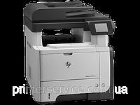 HP LaserJet Pro M521dn бу МФУ в хорошем состоянии (40стр / мин, факс, сетевой, Duplex, ADF), фото 1