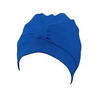 Женская шапочка для плавания BECO синий 7605 6