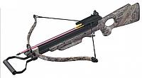 Охотничий арбалет винтовочного типа, для стрельбы по мелкой дичи
