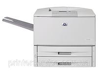HP LaserJet 9040dn, принтер формата А3, фото 1