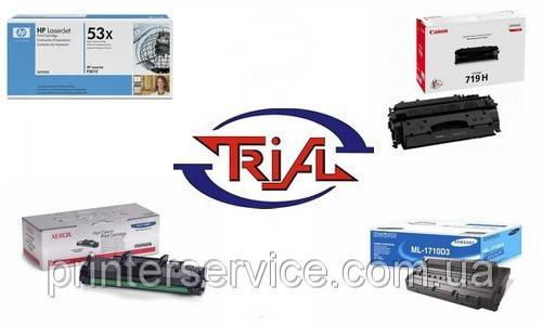 Заправка лазерных картриджей Canon, HP, Samsung, Xerox, фото 1
