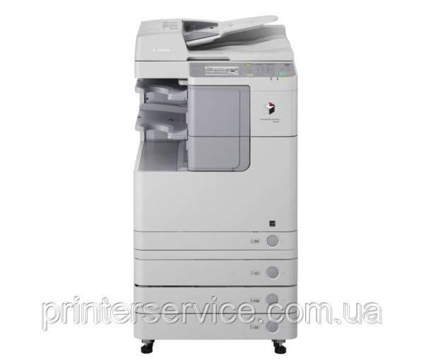 Черно-белое лазерное  МФУ Canon iR2525i, принтер, копир, сканер формата А3