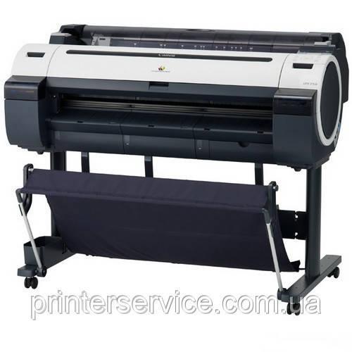 "Плоттер Canon imagePROGRAF iPF770 широкоформатный принтер Canon А0 36"""