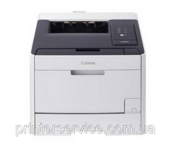 Canon i-SENSYS LBP7210Cdn цветной принтер А4, 20 стр/мин, сетевой, двусторонняя печать