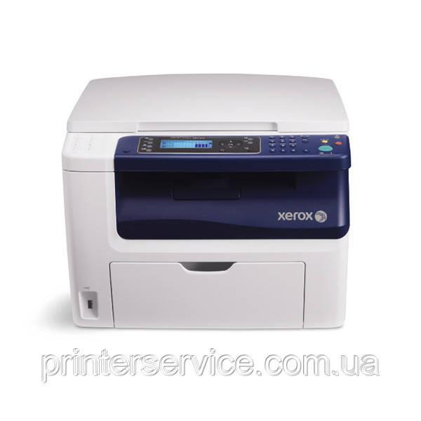 Цветное лазерное МФУ Xerox WorkCentre 6015B, 3в1 А4