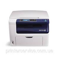 Цветное лазерное МФУ Xerox WorkCentre 6015B, принтер, сканер, копир формата А4