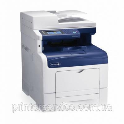 Xerox WorkCentre 6605DN лазерное цветное МФУ 4в1