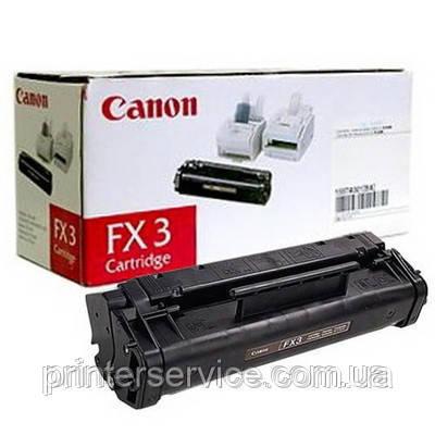Заправка картриджей к лазерным факсам Canon
