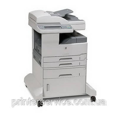 Черно-белое МФУ HP LJ M5035, принтер-сканер-копир формата А3