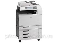 МФУ А3 HP Color LJ CM6040f, цветной принтер-сканер-копир, факс (опция), фото 1