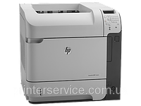 Офисный принтер HP LaserJet M603n формата А4, фото 1