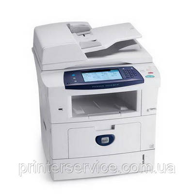 Xerox Phaser 3635MFP/X, ч/б МФУ 4в1: принтер, сканер, копир, факс формата А4