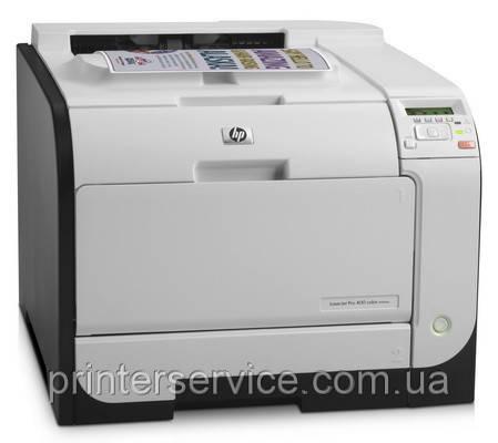 HP LaserJet Pro 400 M451nw, цветной лазерный принтер с Wi-Fi, фото 1