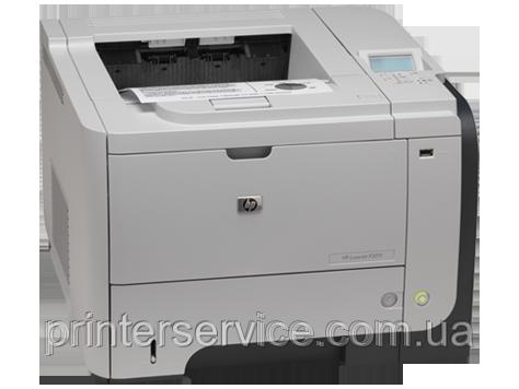 Принтер А4 HP LaserJet P3015dn