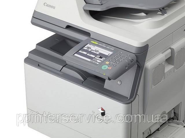 Черно-белое лазерное МФУ Canon iR1730i, принтер-сканер-копир, факс (опция)