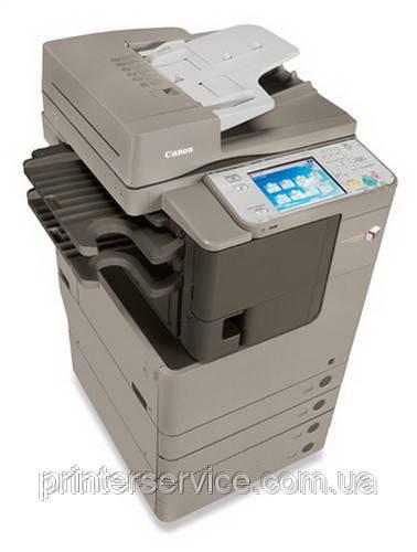 Черно-белое МФУ Canon iRA4025i интеллектуальный принтер-сканер-копир формата А3