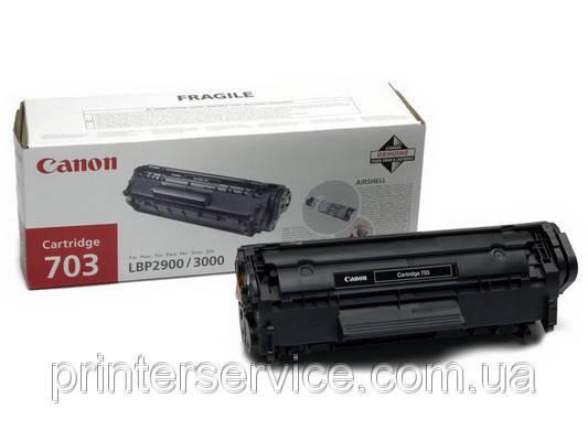 Восстановление картриджей к лазерным принтерам Canon
