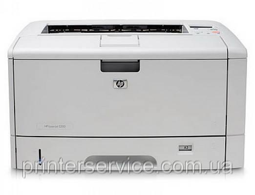 HP LaserJet 5200tn принтер формата А3