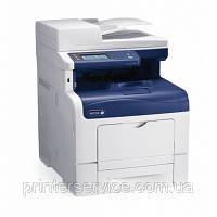 МФУ Xerox WorkCentre 6605N цветной принтер, сканер, копир, формата А4, фото 1