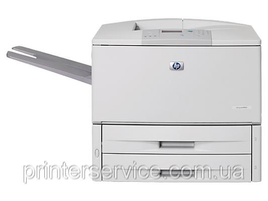 HP LaserJet 9050dn, принтер формата А3