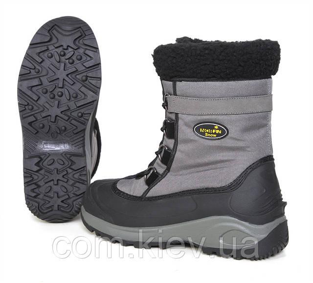 Ботинки зимние Norfin Snow Gray 13980-GY