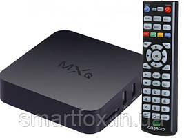 ТВ приставка Android TV Box MX Q