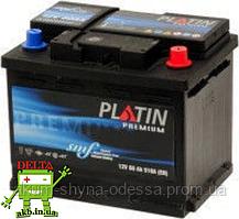Аккумулятор PLATIN Premium 6CT- 60Ah 600A R SMF