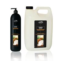Шампунь с молочными протеинами и ароматом кокоса
