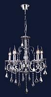 Люстра подвесная классическая Levistella 70205664-5 хром