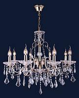 Люстра подвесная классическая Levistella 70205664-8 золото