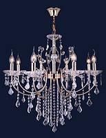Люстра подвесная классическая Levistella 7022067-8 золото