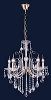 Люстра подвесная классическая Levistella 7023051-5 золото