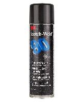 Аерозольний Клей Спрей 3M Scotch-Weld™ 90 Фольги для Металу Тканини Поролону Шкіри, Пластику, Гуми Плівки 500мл