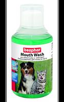 Beaphar Mouth Wash -Ополаскиватель полости пасти для кошек и собак 250мл (13221)