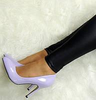 Стильные и удобные женские туфли, лодочки  на лето ярких цветов