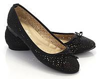 Тулфи, туфли- лодочки женские  звездочка