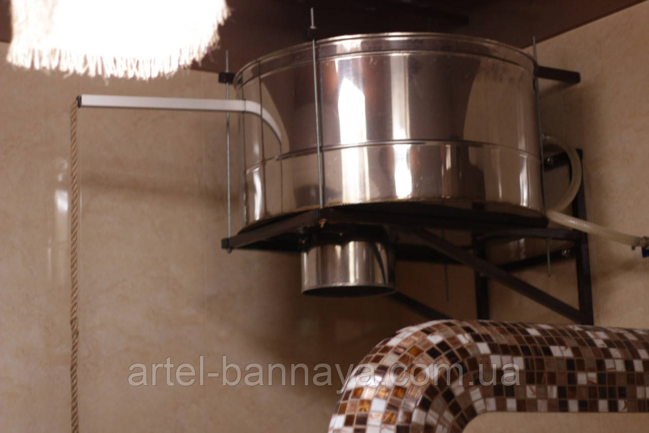 Ведро водопад  для бани и сауны IBAAT 1 (60 литров)