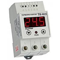 Терморегулятор ТК-4т одноканальный длина датчика 1,5м DigiTOP