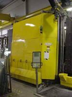 Стеклопакетная линия Lisec 2500Х3500 с газ прессом, роботом герметизации и роботом пробки.