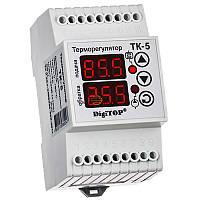 Терморегулятор ТК-5в трехканальный длина датчика 1,5м DigiTOP