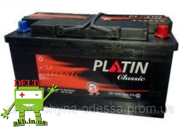 Аккумулятор PLATIN Classic 6CT-100Ah 840A R MF